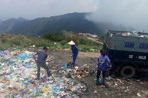 Hữu Lũng (Lạng Sơn): Điều tra vụ đổ trộm rác thải ở xã Đồng Tiến