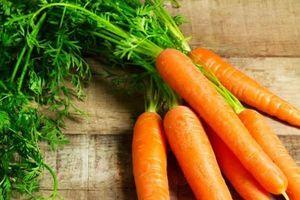 Cách làm sinh tố cà rốt giúp loại bỏ mọi độc tố ra khỏi cơ thể