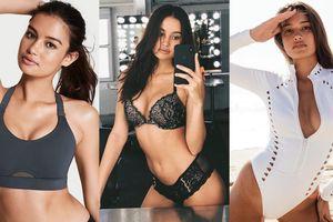 Gặp gỡ Kelsey Merritt, người mẫu Philippines đầu tiên được sải bước trên sân khấu Vicoria's Secret