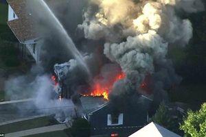 Mỹ: hơn 70 ngôi nhà bùng cháy do nổ đường ống dẫn khí
