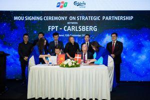 FPT trở thành đối tác công nghệ của Carlsberg trên quy mô toàn cầu