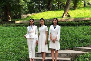 Ngọc Hân, Hồng Quế tự tin trình diễn ở Núi Nùng trong Tuần lễ thời trang Việt Nam Xuân Hè 2019