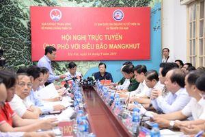 Siêu bão Mangkhut có thể ảnh hưởng đến 27 tỉnh, thành nước ta