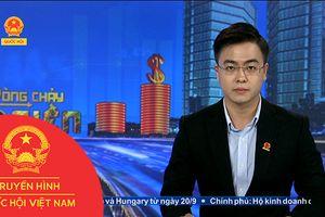 BẢN TIN DÒNG CHẢY CỦA TIỀN TRƯA NGÀY 14/09/2018