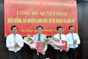Đà Nẵng bổ nhiệm Giám đốc Sở Kế hoạch và Đầu tư