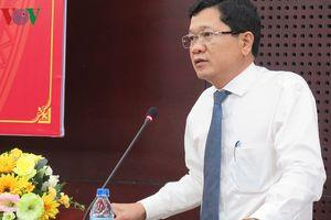 Ông Trần Phước Sơn làm Giám đốc Sở Kế hoạch - Đầu tư Đà Nẵng
