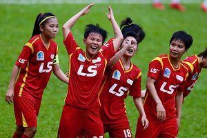 Lượt về giải bóng đá nữ VĐQG: Phong Phú Hà Nam khởi động suôn sẻ