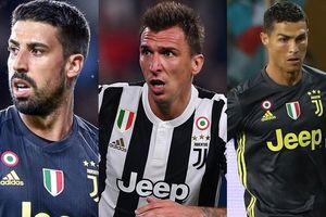 Đội hình mạnh nhất của Juventus với Sassuolo: Ronaldo tỏa sáng?