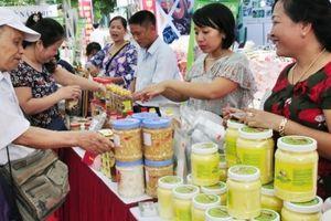 170 doanh nghiệp tham gia Hội chợ hàng Việt TP. Hà Nội năm 2018