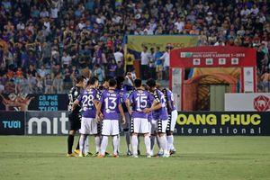 Những kỷ lục chờ quân bầu Hiển phá sau chức vô địch V-League 2018