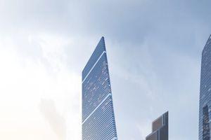 Tòa nhà 'siêu mỏng' cao 404 m, diện tích chỉ 32 m2 sắp xuất hiện ở Nga