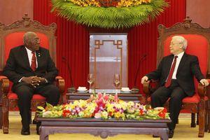 Vun đắp tình hữu nghị truyền thống Việt Nam - Cuba phát triển lên tầm cao mới