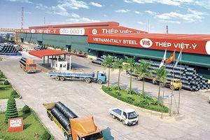 Sếp của Thép Việt Ý (VIS) bị phạt do bán cổ phiếu không báo cáo