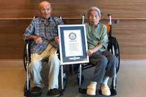 Cặp vợ chồng cao niên nhất thế giới