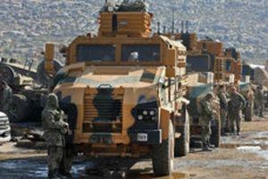 Thổ Nhĩ Kỳ bất chấp quyết có được lệnh ngừng bắn Idlib, Syria