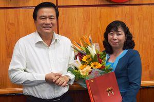 Bổ nhiệm nhân sự chủ chốt tại Long An, Thanh Hóa