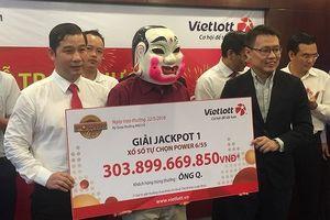 Sau nhiều lần 'nổ non', Jackpot 1 Power 6/55 của Vietlott đã vượt 55 tỷ đồng