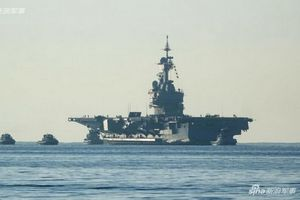 Tàu sân bay Pháp trở lại đại dương, sẵn sàng tham gia không kích Syria?