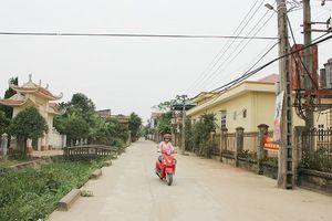 XD nông thôn mới ở Kim Bôi, Hòa Bình: Chưa đạt vẫn trình công nhận đạt chuẩn