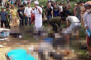 Tai nạn thảm khốc: 13 người chết, 3 người trọng thương