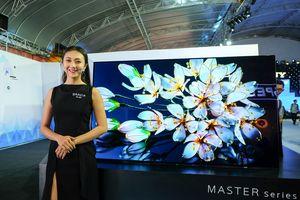 Sony ra mắt bộ đôi TV MASTER Series A9F, Z9F tại Việt Nam