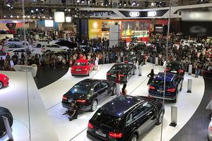 Người Việt mua hơn 20.000 xe ô tô trong tháng 8