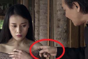Hé lộ clip Quỳnh búp bê tập 11: Ông Cấn dạy Quỳnh chiêu mặc đồ đàn ông thích