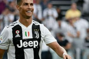 'Ấn định' thời điểm Ronaldo ghi bàn đầu tiên cho Juventus tại Serie A