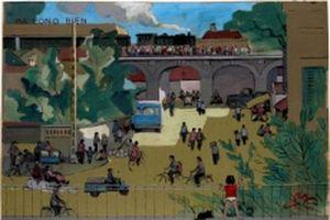 Triển lãm tranh Lê Văn Xương tại TP Hồ Chí Minh