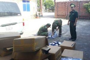 Bắt giữ gần 11 nghìn gói thuốc lá điếu nhập lậu