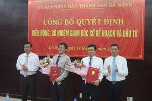 Ông Trần Phước Sơn giữ chức vụ Giám đốc Sở Kế hoạch và Đầu tư TP Đà Nẵng
