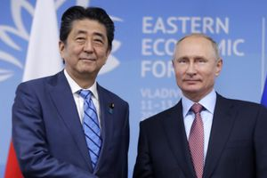 Ông Putin – 'cha đẻ' của ý tưởng hiệp ước hòa bình với Nhật
