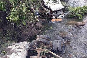 Xe bồn chạy với tốc độ 109 km/giờ trước khi gây tai nạn làm 13 người thiệt mạng tại Lai Châu