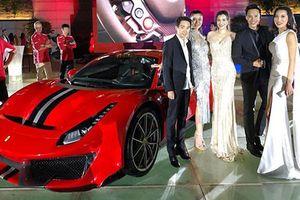 Siêu xe Ferrari 488 Pista đầu tiên 'cập bến' Đông Nam Á