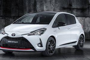 Soi chi tiết hai mẫu xe Yaris mới nhất của hãng Toyota