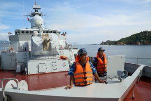 Tàu hộ vệ Gepard VN sẽ thực hiện hải trình hơn 9.000km
