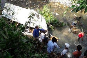 Xác định danh tính các nạn nhân trong vụ tai nạn thảm khốc ở Lai Châu