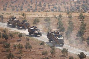 Thổ Nhĩ Kỳ tăng cường binh lực tại biên giới với Syria