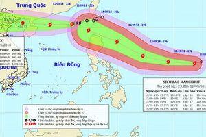Siêu bão Mangkhut đổ bộ vào miền Bắc: Cho học sinh nghỉ học nếu thời tiết xấu