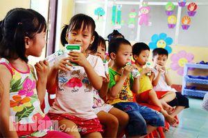 Băn khoăn chất lượng sữa học đường: Sở GD&ĐT lên tiếng