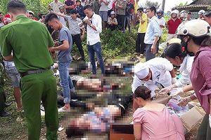 Phát hiện thi thể người phụ nữ dưới xe khách gặp nạn ở Lai Châu