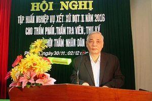 Bắt giam cựu Chánh án TAND tỉnh Phú Yên
