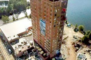 Na Uy xây dựng tòa tháp bằng gỗ cao nhất thế giới