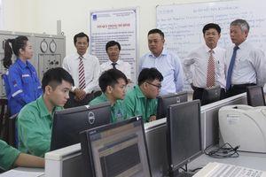 Lãnh đạo PVN làm việc với PVU và PVMTC