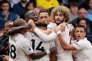 MU dập tắt 'hiện tượng' Watford, Mourinho ngạo nghễ