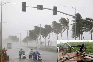 Siêu bão Mangkhut tàn phá, lũ lụt như muốn cuốn phăng cả Philippines