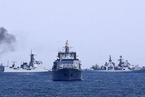 Tàu chiến Nga tập trận quy mô lớn gần lãnh thổ nước Mỹ