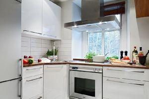 Thiết kế thông minh cho căn hộ 25 m2