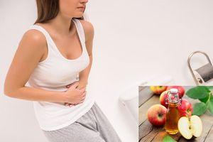Thực hư chuyện uống giấm táo có thể giúp chữa viêm đường tiết niệu