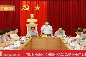 Nghi Xuân quyết tâm xây dựng huyện nông thôn mới đầu tiên của Hà Tĩnh